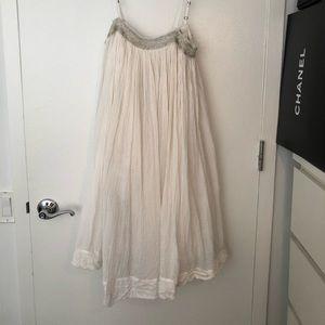 ALL Saints amazing size 2 hand embellished dress